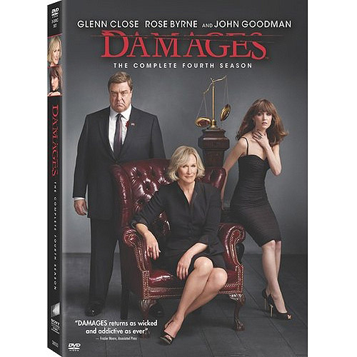 Damages: The Complete Fourth Season (Anamorphic Widescreen)