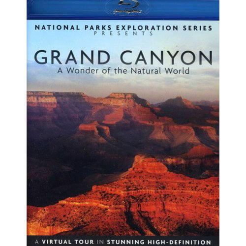 Grand Canyon: A Wonder of the Natural World [BLU-RAY]