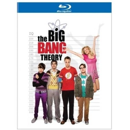 Big Bang Theory Complete 2Nd Season  Blu Ray 3 Disc Ws