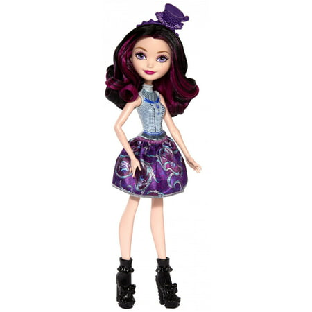 Ever After High Raven Queen Tea Party Doll (Ever After High Tea Party)