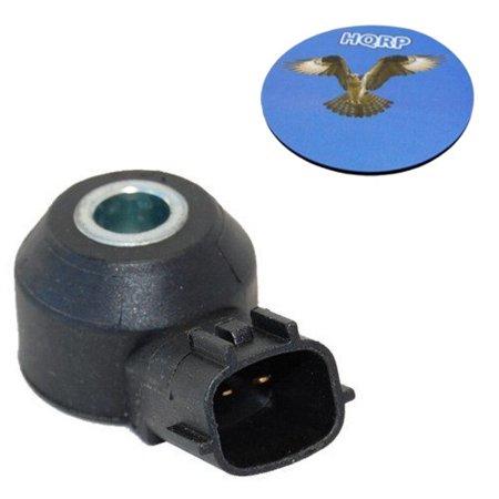 HQRP Knock Sensor for Nissan Frontier Quest Xterra Mercury Villager 1999-2004 3.3L V6 22060-7B000 220607B000 KS6 plus HQRP