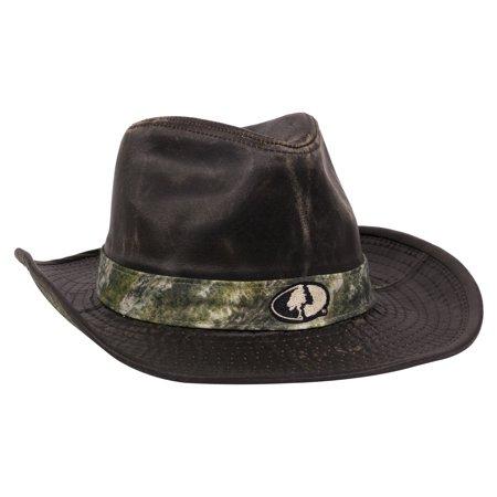 Realtree - Weathered Fabric Cowboy Hat - Small   Medium - Realtree Max-1 XT  - Walmart.com 95b8fb0b949