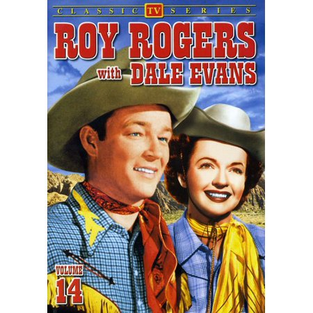 Roy Rogers With Dale Evans: Volume 14 (DVD)