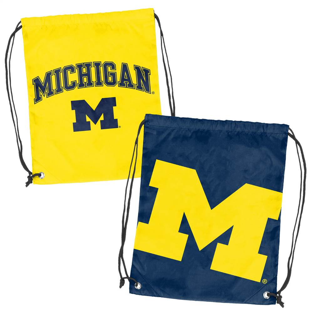 Michigan Doubleheader String Backsack