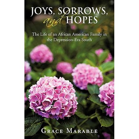 Joys, Sorrows, and Hopes : The Life of an African American Family in the Depression-Era South