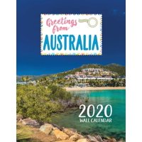 Greetings from Australia 2020 Wall Calendar (Paperback)