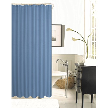 Dainty Home Hotel Collection Spa 251 Waffle Shower Curtain ()