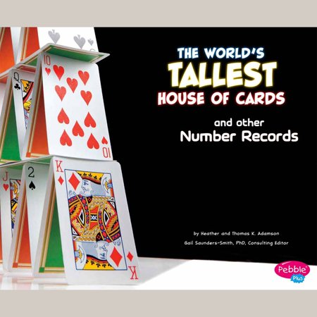 World's Tallest House of Cards and Other Number Records, The -