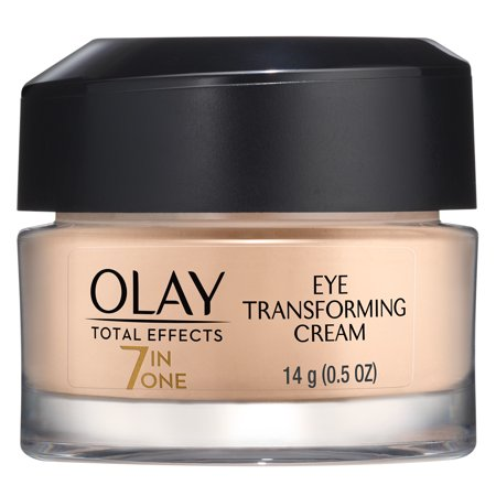 Olay Total Effects 1 In One Transforming Eye Cream for Women, 0.5 oz