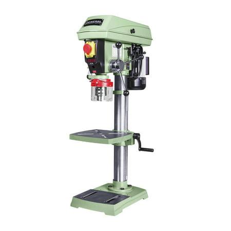 General International 75-010 M1 12 in. 1/3 HP VSD Benchtop Drill