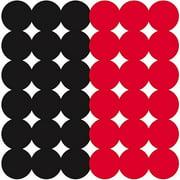 "Birchwood Casey 34118 Dirty Bird Repair Pasters 1"" Black/Red"