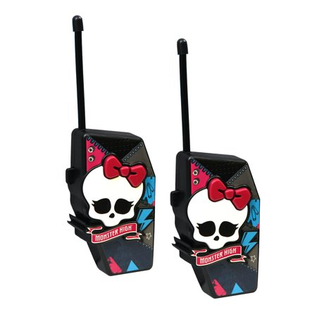 Sakar 78048-SCULPT-WM Monster High Walkie Talkie Set
