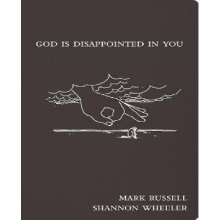 God Is Disappointed in You - image 1 de 1