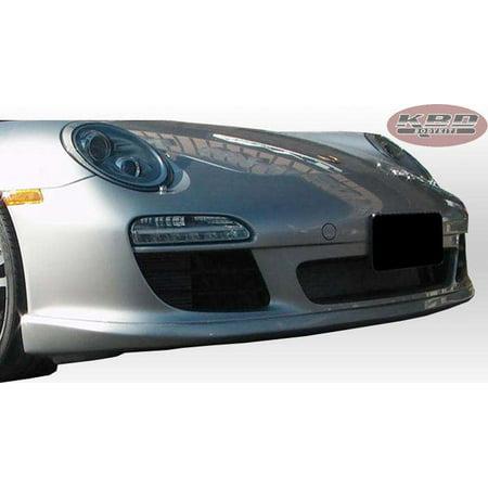 - Porsche 997 997.2 or 997 Gen 2 2009-2012 Premier Style 1 Piece Polyurethane Front Lip