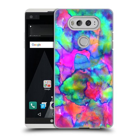 OFFICIAL AMY SIA ABSTRACT COLOURS HARD BACK CASE FOR LG PHONES 1