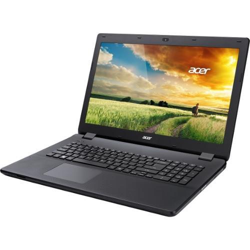 "Acer Aspire ES1-731G-P1LM 17.3"" LED Notebook - Intel Pentium N3700 Quad-core (4 Core) 1.60 GHz - Midnight Black - 8 GB D"