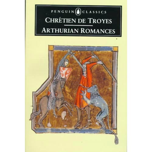 arthurian romances King arthur is a legendary british leader who, according to medieval histories and while it was by no means the only creative force behind arthurian romance.