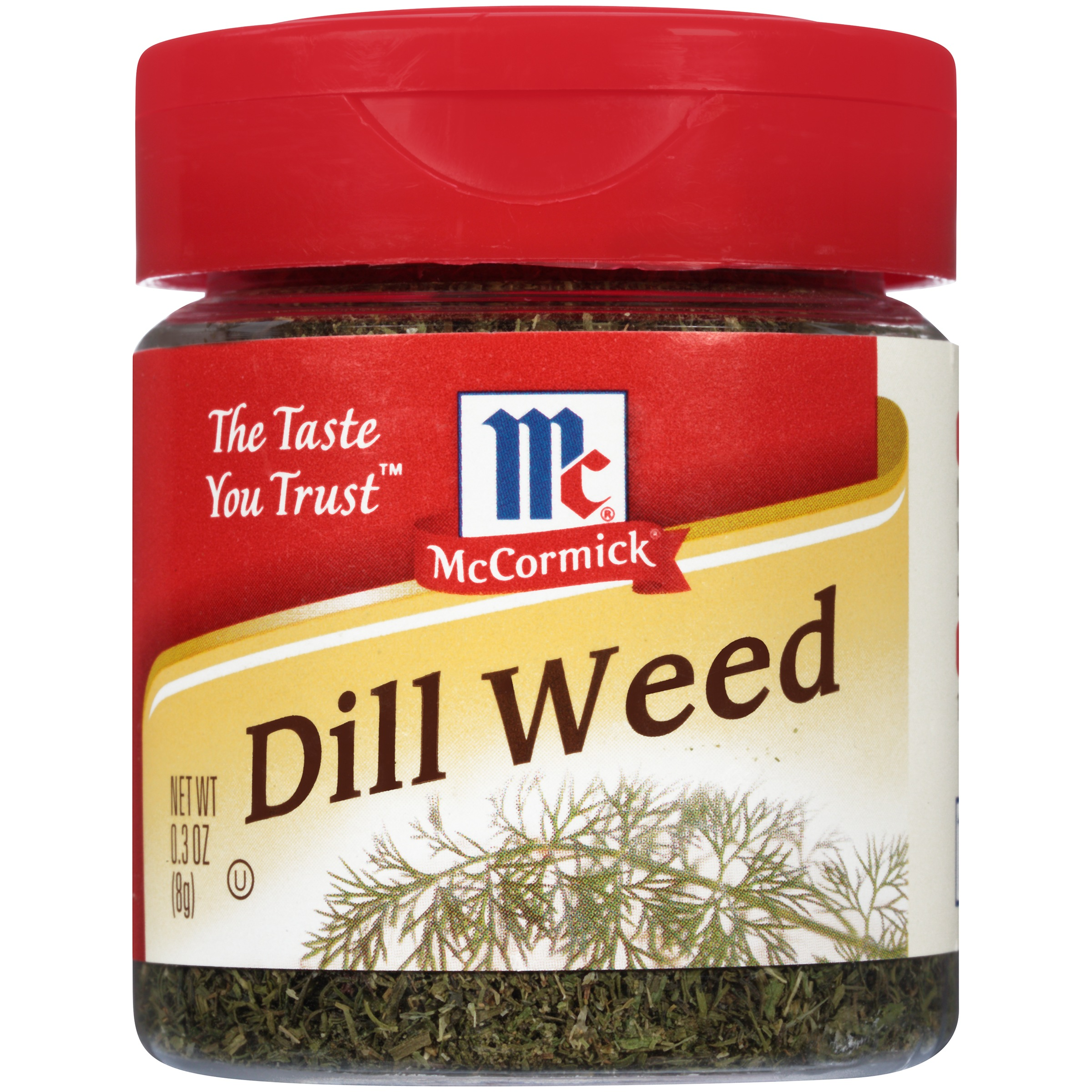 McCormick Specialty Herbs And Spices Dill Weed, .3 oz by McCormick & Co., Inc