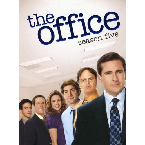 The Office: Season Five (Anamorphic Widescreen)