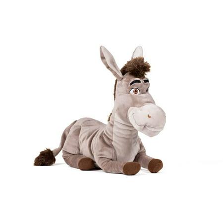 Donkey Pull Toy - Happy Feet - DreamWorks Plush Toys