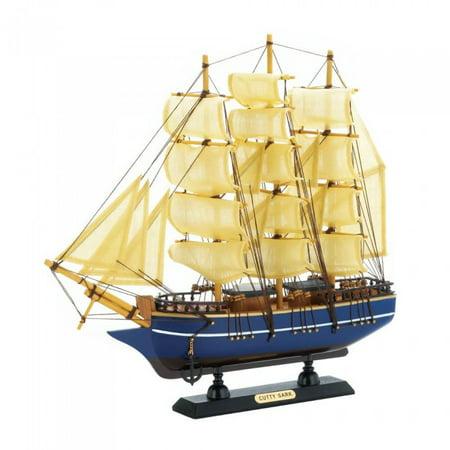 CUTTY SARK SHIP MODEL ()
