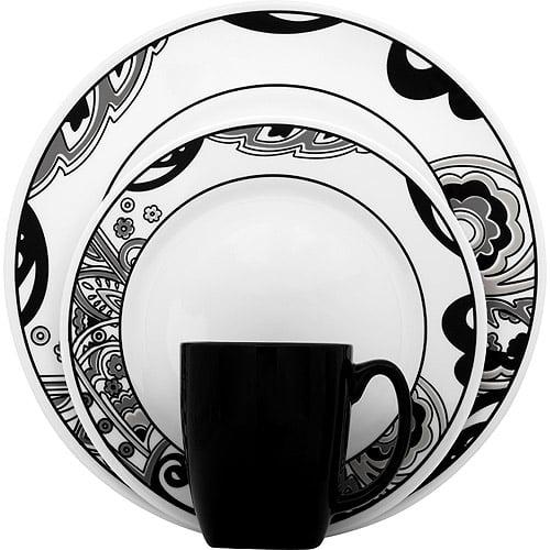 Corelle Vive Nouveau 16-Piece Dinnerware Set