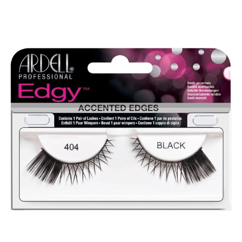 Ardell 404 Edgy Lashes, Black