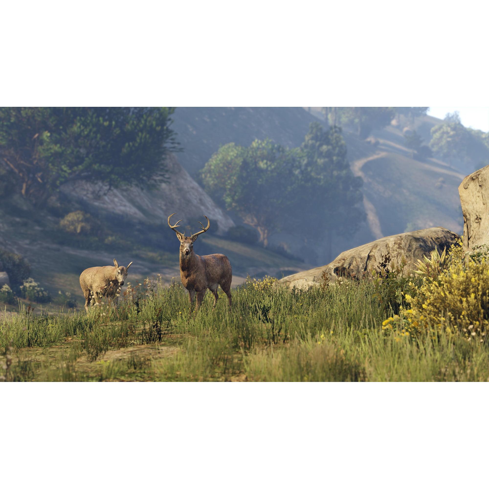 Grand Theft Auto V Rockstar Games Playstation 4 710425475252
