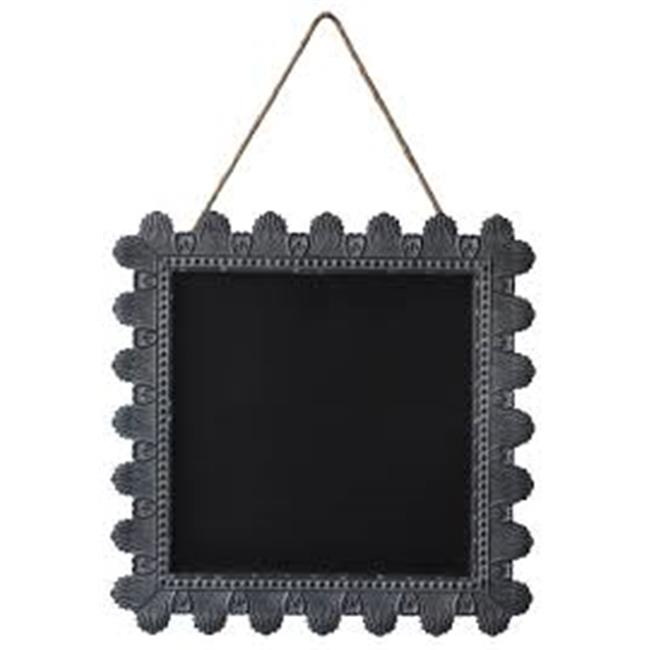 Cheungs Square Hanging Rope Magnetic Chalkboard