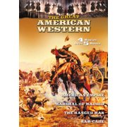 Great American Western: Volume 18 (DVD) by Platinum Disc Corporation