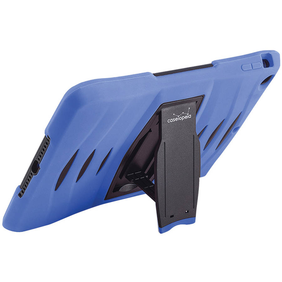 Devicewear KSK-IPA-BLU Apple iPad Air KeepSAFE Kick Case, Blue