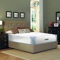 Broyhill Sensura 10 Inch Cooling Medium Firm Memory Foam Mattress