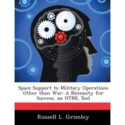 Space Support to Military Operations Other Than War : A Necessity for Success, an HTML Tool