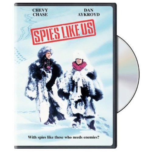 Spies Like Us (Full Frame)
