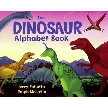 Dino The Dinosaur (The Dinosaur Alphabet Book)