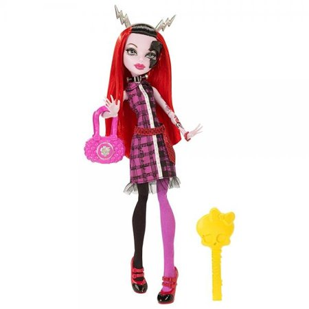 Monster High Freaky Fusion Operetta Doll - Operetta Monster High
