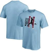 Shkelzen Gashi Colorado Rapids Fanatics Branded Youth Oh My Gashi T-Shirt - Light Blue