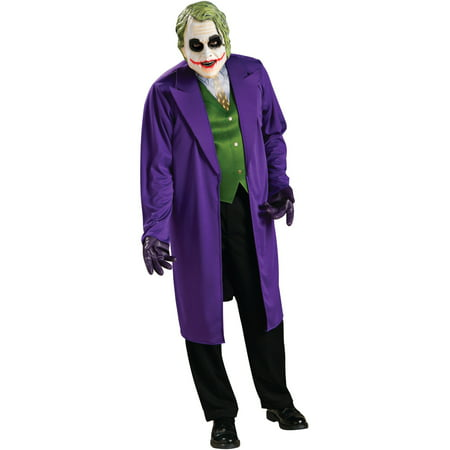 Adult Joker Halloween Costume - Homemade Joker Costumes