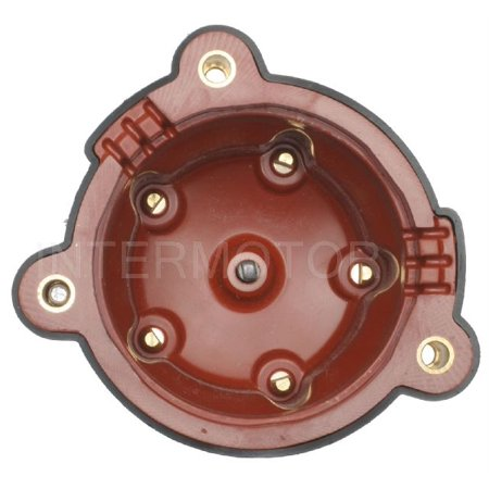 OE Replacement for 1993-1997 Volvo 850 Distributor Cap (AWD / Base / GLT / R / T-5 / T-5R / Turbo)