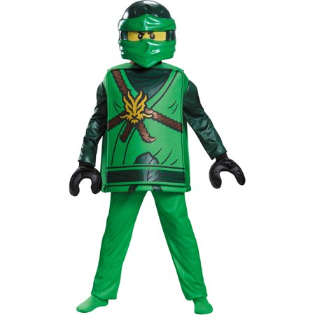 Kai Ninjago Halloween Costume (LEGO® Ninjago Lloyd Deluxe Costume for)