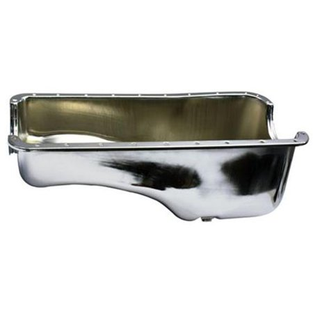Chrome Oil Pan Ford 429-460 (Ford Oil Pan)