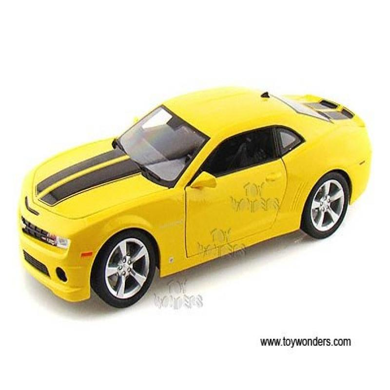 31173yl Maisto Special Edition - Chevy Camaro Ss Rs Hard ...