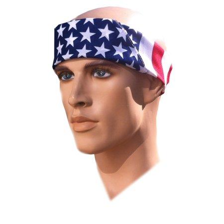 American Flag Bandana Headband US  MERICA Bandana For Men Women - Walmart .com 2179cbe1436