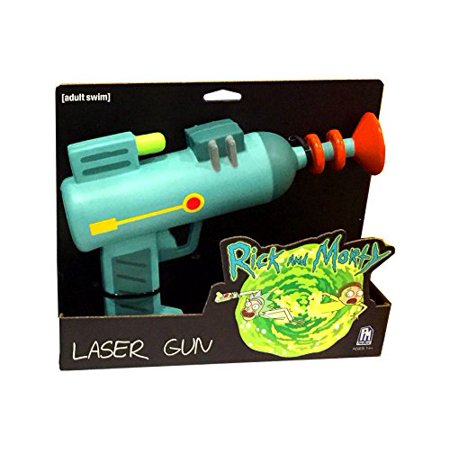 RICK AND MORTY Foam Toy Gun Costume