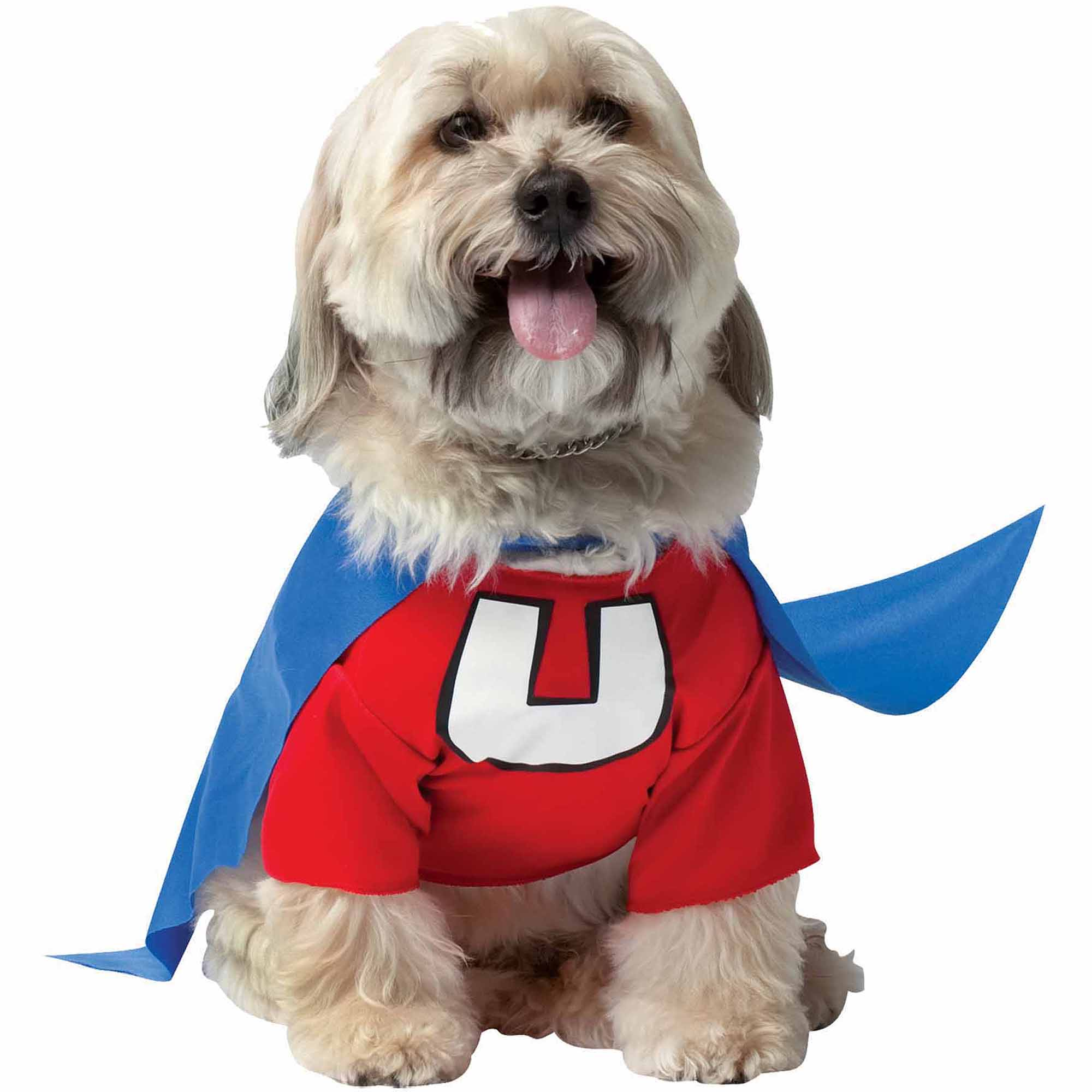 Underdog Halloween Pet Costume (Multiple Sizes Available)