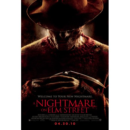 a nightmare on elm street 2010 11x17 movie poster walmart com