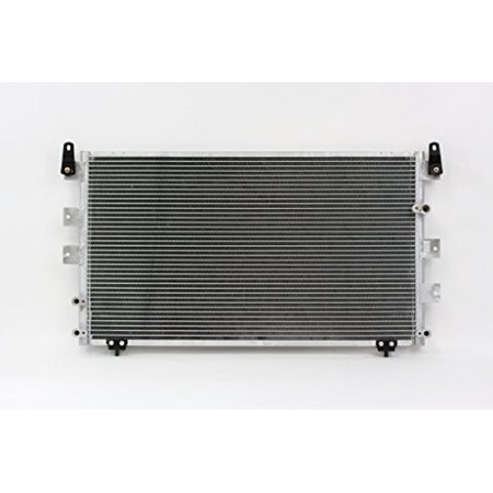 A-C Condenser - Pacific Best Inc For/Fit 3042 01-07 Toyota