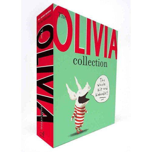 The Olivia Collection: Olivia / Olivia Saves the Circus / Olivia...and the Missing Toy / Olivia Forms a Band / Olivia Helps With Christmas / Olivia Goes to Venice / Olivia a
