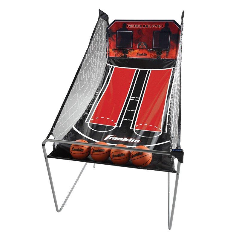 Franklin Sports Rebound Pro-Frame Arcade Basketball Game