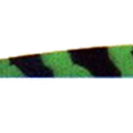 4 Rw Rb Bar - Trueflight 4INCHRW RB BAR GREEN Trueflight Green Bar 4 RW Feathers